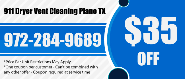 offer 911 air duct cleaning Plano
